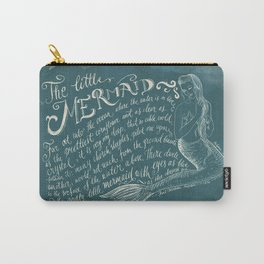 The Little Mermaid Carry-All Pouch