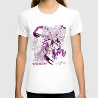 scorpio T-shirts featuring SCORPIO by Chandelina