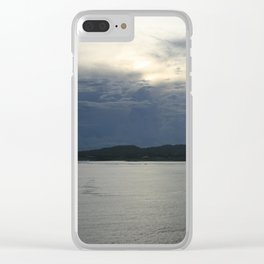 Dusk in Samoa DPG150414a Clear iPhone Case