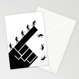 To the arms! Stationery Cards