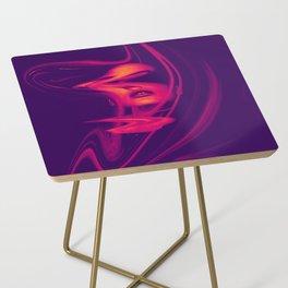 Distorsion Side Table