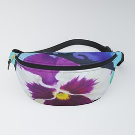 Broody Pansy Fanny Pack