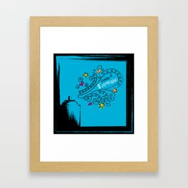 Freedom of Expression Framed Art Print