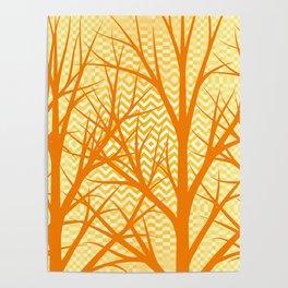 Beyond the Orange Trees Poster