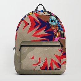 Fancy color bull divinity Backpack