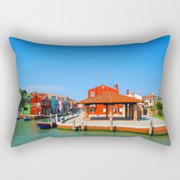 Drunken Fishermen Rectangular Pillow
