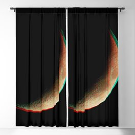 Dark Side of the Moon 3D Blackout Curtain