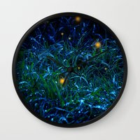 neverland Wall Clocks featuring Neverland by TMarieee10