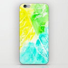 Resist Leaves iPhone Skin