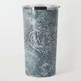 Fifth Mix Blue Travel Mug