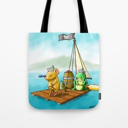 The Adventure Tote Bag