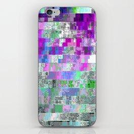mosh2 iPhone Skin