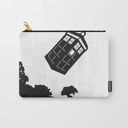 I Want To Believe in Tardis Carry-All Pouch