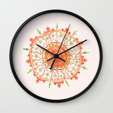 how strange it is to be anything at all Wall Clock