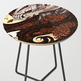 Saturnine Side Table
