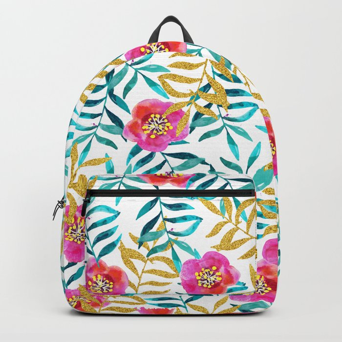 Floral Sweetness #society6 #decor #buyart Backpack