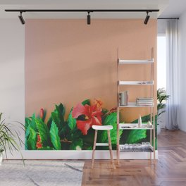 The Affair of the Tropics Wall Mural