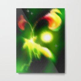 Bella Flora. Metal Print