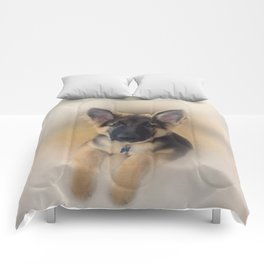 German Shepherd Comforters