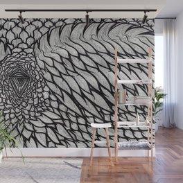 Crow's Scorn Wall Mural