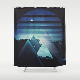 Fractions B06 Shower Curtain