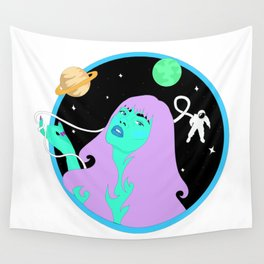 Women Are From Venus Wall Tapestry