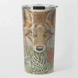 Fox Garden Travel Mug