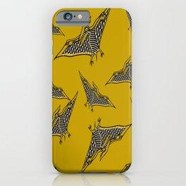 Pterossauro iPhone Case