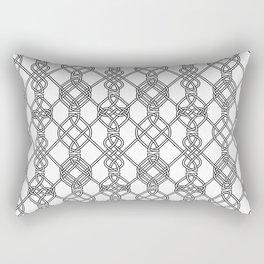 celtic pattern #1 Rectangular Pillow