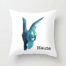Haute Throw Pillow