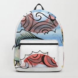 Life on the Earth - The Ocean Backpack