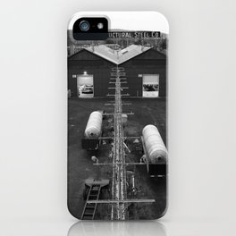Steel Co. iPhone Case