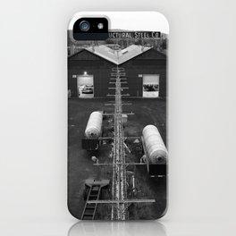 Steel Co. iPhone Case