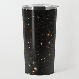 Hubble Space Telescope Field of Galaxies Travel Mug