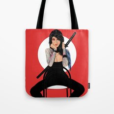 Lubna Tote Bag