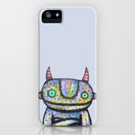 Devil with Good Intentions iPhone Case