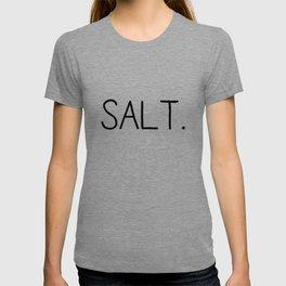 Salt. T-shirt