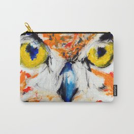 Hoo! Carry-All Pouch