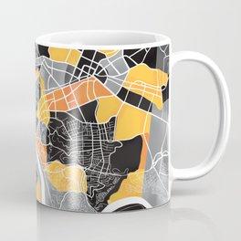Pittsburgh Map Coffee Mug