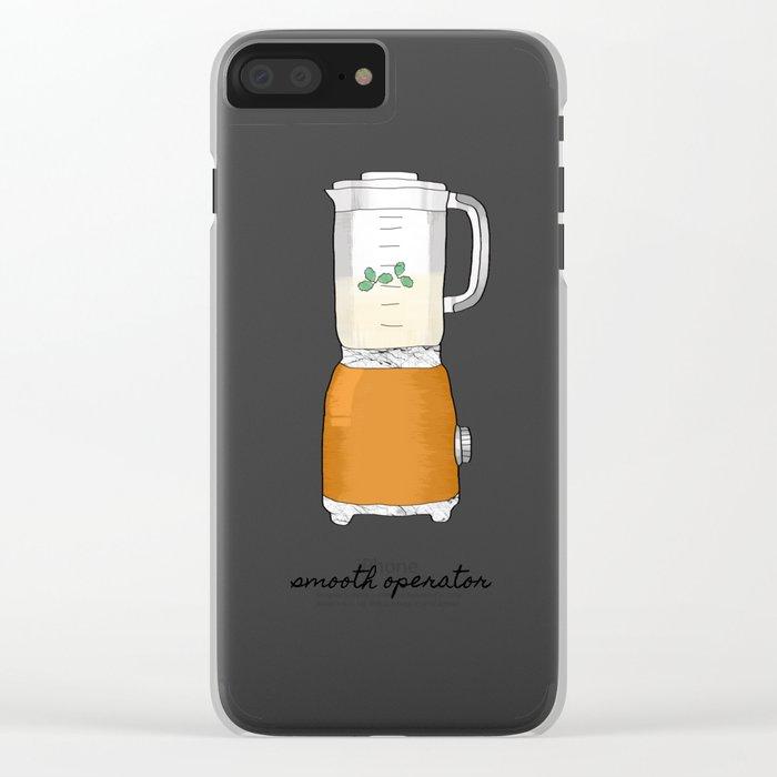 SMOOTH OPERATOR iphone case
