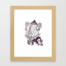 Ambassador Framed Art Print