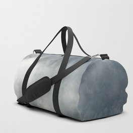 Limitless - Foggy Forest Nature Photography Duffle Bag