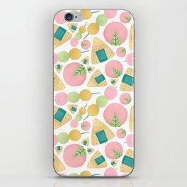 Japanese Snacks iPhone Skin