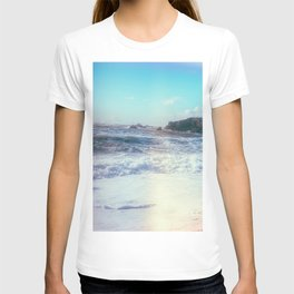 California Sunshine Waves T-shirt