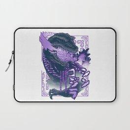Shin Atomic Fire Born! Laptop Sleeve