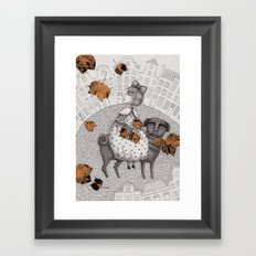 The Collectors Framed Art Print
