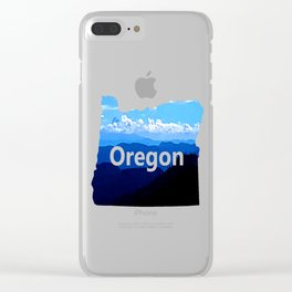Hood and Adams Clear iPhone Case