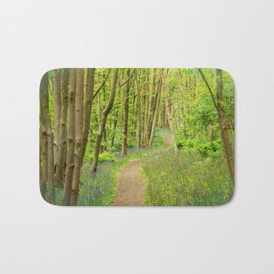 FOREST PEACE Bath Mat