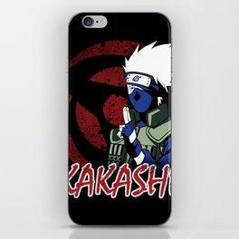 KAKASHI iPhone Skin