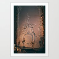baroque Art Prints featuring Baroque by Moriarty